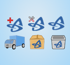 Data Academy Application Icons